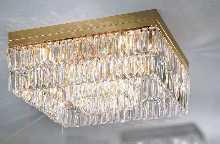 Serie PRISMA von KOLARZ Leuchten von KOLARZ Leuchten Deckenleuchte, ceiling lamp - Prisma 314.116.3