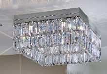 Serie PRISMA von KOLARZ Leuchten von KOLARZ Leuchten Deckenleuchte, ceiling lamp - Prisma 314.18.5