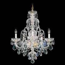 SCHONBEK Leuchten Artikel von SCHONBEK Leuchten Olde World Kristallluster 6810E-20A