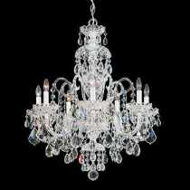 SCHONBEK Leuchten Artikel von SCHONBEK Leuchten Olde World Kristallluster 6811E-20A