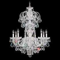 SCHONBEK Leuchten Artikel von SCHONBEK Leuchten Olde World Kristallluster 6812E-20A
