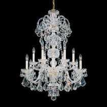 SCHONBEK Leuchten Artikel von SCHONBEK Leuchten Olde World Kristallluster 6813-40A