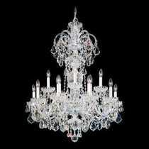 SCHONBEK Leuchten Artikel von SCHONBEK Leuchten Olde World Kristallluster 6814E-20A