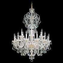 SCHONBEK Leuchten Artikel von SCHONBEK Leuchten Olde World Kristallluster 6815-40A