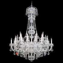 SCHONBEK Leuchten Artikel von SCHONBEK Leuchten Olde World Kristallluster 6861E-20A
