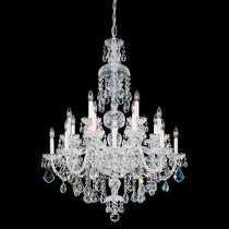 SCHONBEK Leuchten Artikel von SCHONBEK Leuchten Olde World Kristallluster 6860E-20A