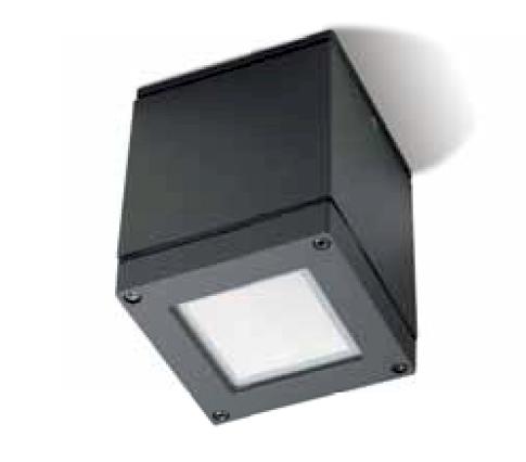 Aussenleuchten von LEDS C4 Außendeckenleuchte Ausstellungsstück 15-9328-Z5-B8