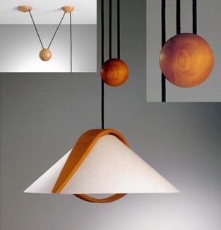 Hängeleuchten von DOMUS von DOMUS ARTA Zugleuchte / ARTA Suspension lamp 2551.4707