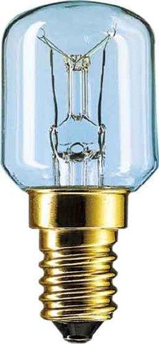 Standard E14 von UNI-Elektro Philips Kühlschranklampe 15W PHILIPS T25 Clear