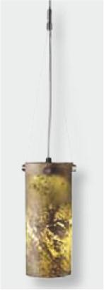 Schiefer Pendel./Hängeleuchte ohne Drahtseil von EPSTEIN Design Leuchten
