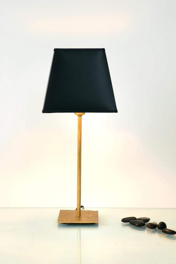 Tischleuchte MATTIA ECKIG von Holländer Leuchten