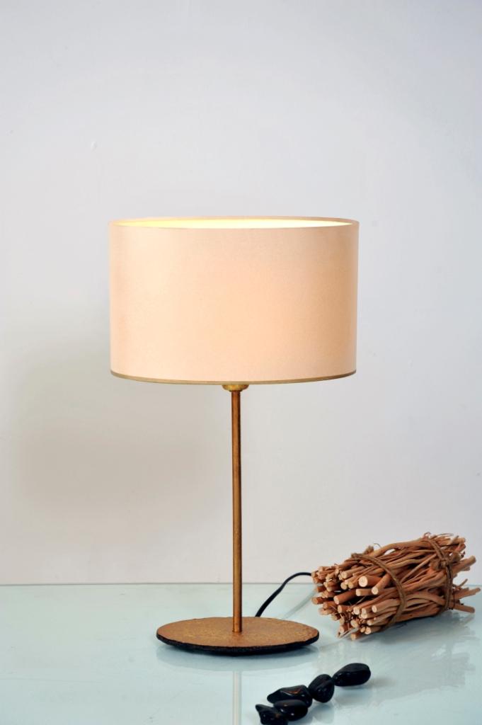 Tischleuchte MATTIA OVAL von Holländer Leuchten