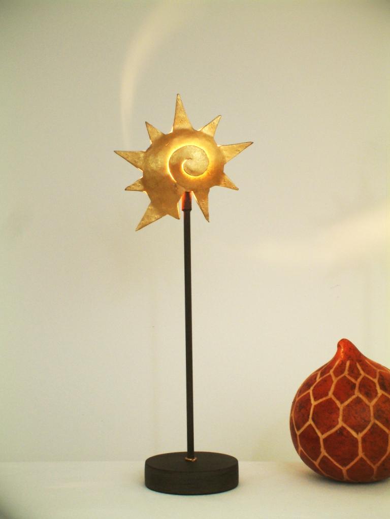 Tischleuchte PICCOLA LUMACHE von Holländer Leuchten