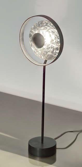 Tischleuchten von Holländer Leuchten Tischleuchte SATELLITE 300 K 12223 S