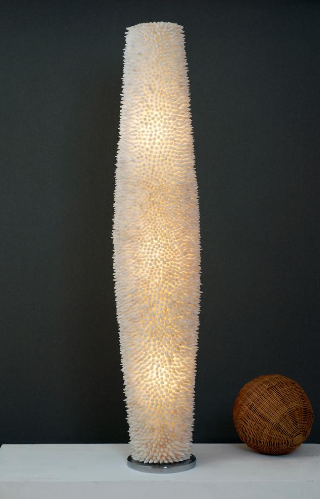 Stehleuchte SIRENA BIANCO von Holländer Leuchten