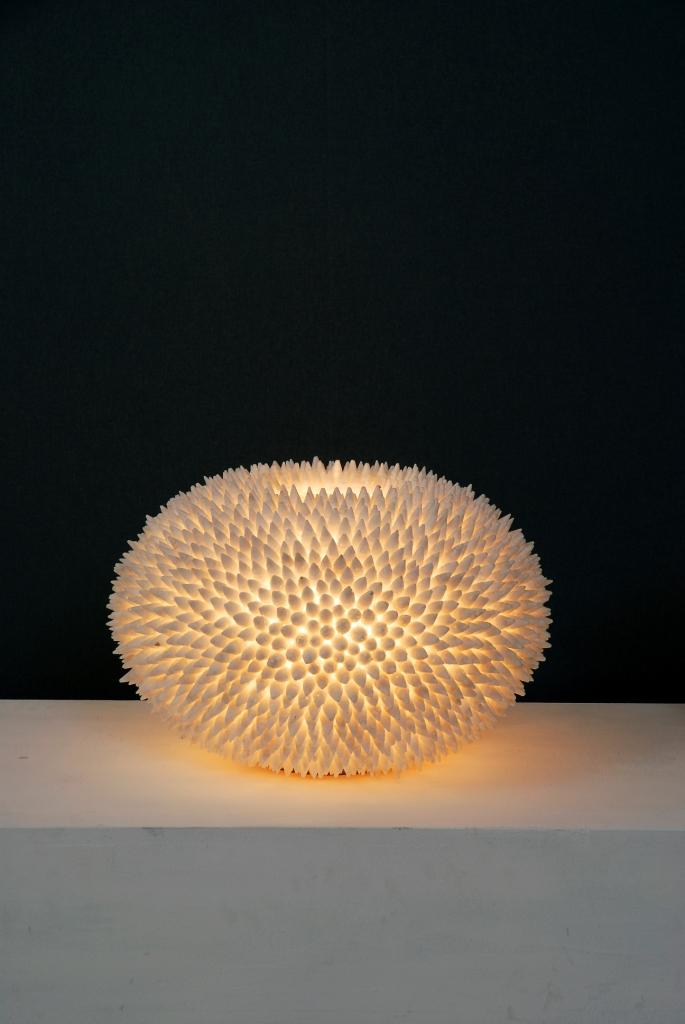 Tischleuchte SIRENA BIANCO von Holländer Leuchten