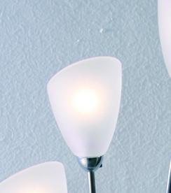 Bopp Leuchten Artikel von Bopp Leuchten Ersatzglas für CAMPO-Serie weiß 70700201