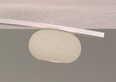 Bopp Leuchten Artikel von Bopp Leuchten Ersatzglas Ponte gewischt Ovalglas 70706701