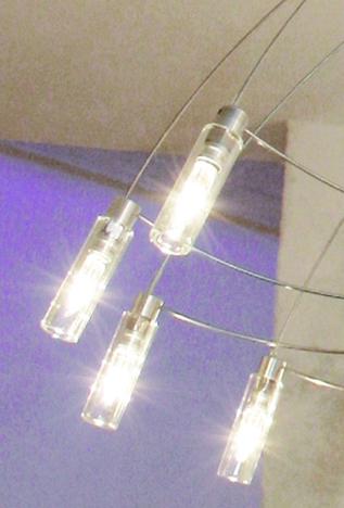Ersatzglas Nova/ Domus von Bopp Leuchten
