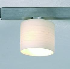 Bopp Leuchten Artikel von Bopp Leuchten Ersatzglas Cut weiß gewischt für Decken- und Hängeleuchte 70720001