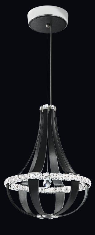 Crystal Empire Pendelleuchte mittel/warmweiß von SWAROVSKI Leuchten