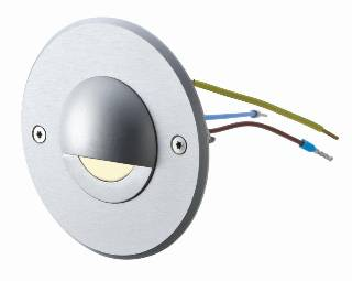 11101.830.00.00 side-light 230 V, rund, diffus, Leuchtfarbe:  warmweiß der Firma dot-spot