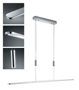bankamp leuchten led pendelleuchte arco mit easy touch nr alt 2891 1 02 2037 1 02. Black Bedroom Furniture Sets. Home Design Ideas