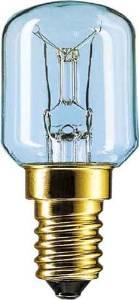 Glühlampen mit Fassung E14 von UNI-Elektro Philips Kühlschranklampe 15W PHILIPS T25 Clear