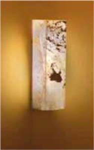 EPSTEIN Design Leuchten Artikel von EPSTEIN Design Leuchten Schiefer Wandleuchte 11x30x10 für aussen 15304