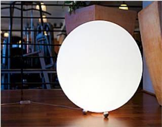 EPSTEIN Design Leuchten Artikel von EPSTEIN Design Leuchten Sun Shine 40 cm Durchmesser Tischleuchte/ Innenleuchte - Ausstellungsstück - 64409