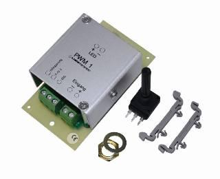 LED-Artikel von dot-spot Dimmermodul, 10-24 V, 1-10 V, max. 10 A, Artikelnummer alt: 1620.99.00.96 91002