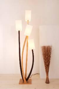 Stehleuchten & Stehlampen von Holländer Leuchten Stehleuchte QUADRANGOLARE 300 K 11103