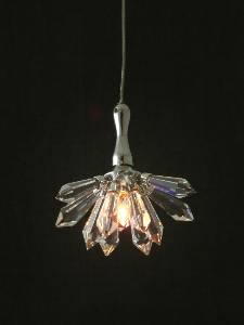 Hängeleuchte, Pendelleuchten & Hängelampen von Holländer Leuchten von Holländer Leuchten Pendelleuchte 1 flammig SERENATA FIORE 162 K 1512