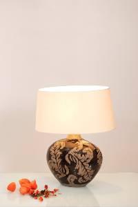 Holländer Leuchten Artikel von Holländer Leuchten Tischleuchte TOULOUSE OVAL 057 K 1209