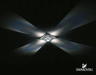 Sonderangebote - Sale bei Einbauleuchten von SWAROVSKI - SCHONBEK MADISON SMALL Decken-Einbauleuchte A9950NR700169