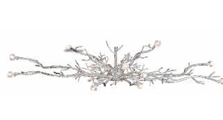 Twiggy Hängeleuchte groß von Pieter Adam Leuchten