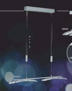 Sonderangebote - Sale bei Hängeleuchten & Hängelampen von BANKAMP Leuchtenmanufaktur BOLERO Pendelleuchte Bluetooth + Easytouch 2939/90-92 + 55.0170