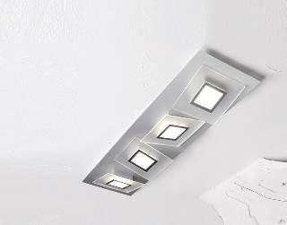 Bopp Leuchten Artikel von Bopp Leuchten FRAME Deckenleuchte 4-flammig 36180409