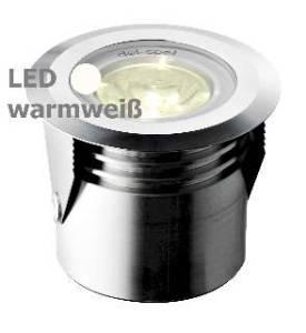 Einbauleuchten & Einbaulampen von dot-spot brilliance midi 3 W rund warmweiß 31100.00.20.31