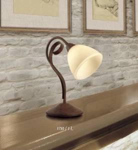 Tischleuchten, Tischlampen & Schreibtischleuchten von Via Dese LAM Leuchten Tischleuchte 1750 L 1750/01L/OY/A1