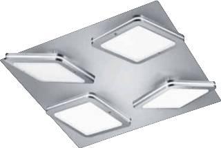 Design led deckenleuchte moderne kompakte flammig deckenleuchten