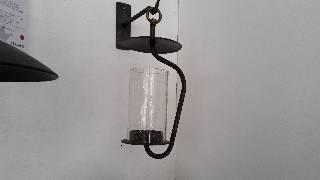 Wandleuchten & Wandlampen für außen von fmb Fibo Leuchten Kerzenwandleuchter - Ausstellungsstück - 95054