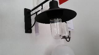 Wandleuchten & Wandlampen für außen von fmb Fibo Leuchten Wandleuchte - Ausstellungsstück - 90186