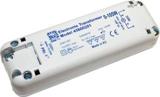 LED-Trafos von UNI-Elektro LED Trafo 12V/0-105W, IP44 45600201