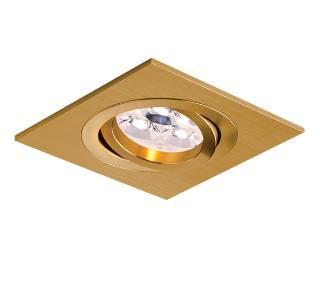 BPM Lighting Artikel von BPM Lighting KATLI Einbauleuchte quadratisch 2011