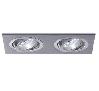 BPM Lighting Artikel von BPM Lighting KATLI Einbauleuchte 2- fach 3012