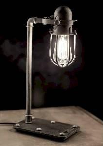 Industrial LED-Tischleuchte von Robers Leuchten