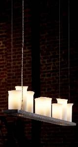 Industrial Hängeleuchte von Robers Leuchten