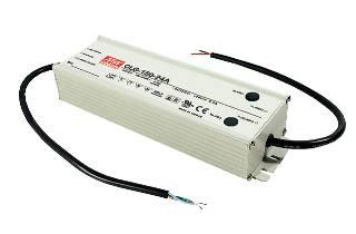 LED-Trafos von LED-KING MEANWELL LED- Treiber CLG-150-24, 24V, 151W, IP67 CLG-150-24