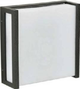 Deckenleuchten & Deckenlampen für außen von Albert Leuchten LED-Wandleuchte, Alu, anthrazit 626401
